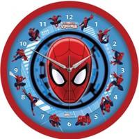 Disney Lisanslı Örümcek Adam Duvar Saati