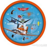 Disney Lisanslı Planes Duvar Saati