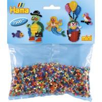 Hama Beads 7.500'lük Hama Mini Boncuk - 47 Renk