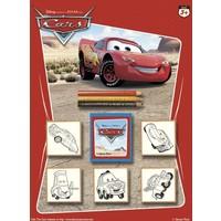 Multi Print Disey Arabalar - Cars Damga / 5'li Set