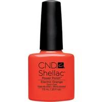 Cnd Shellac Kalıcı Oje Electric Orange 7.3 Ml