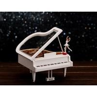 Wildlebend Piyano Balerin Müzik Kutusu