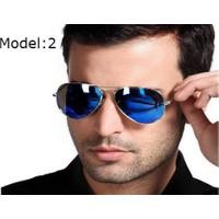 Wildlebend Unisex Della Pianto Aynalı Güneş Gözlükleri - Model - 2