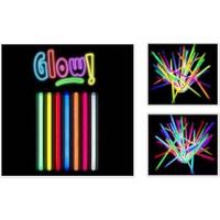 Wildlebend Glow Stick 20cm Fosforlu Kırılan Çubuk (10 Adet)