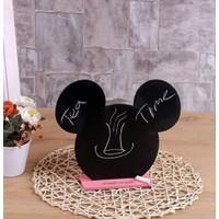 Wildlebend Yazı Tahtası Mickey Mouse - Miki Fare