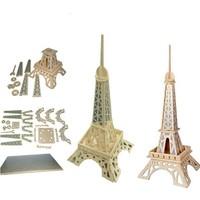 Wildlebend 3D Ahşap Puzzle - Eyfel Kulesi