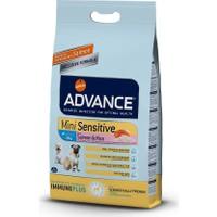 Advance Mini Sensitive Salmon Küçük Irk Yetişkin Köpek Maması 3 Kg