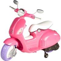 Baby2Go 6517 Akülü Scooter Pembe