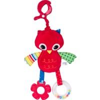 Prego Toys NM018-2 Kıkırdayan Titreşimli Dişlik Baykuş