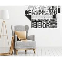 Hepsi Duvar Design Duvar Sticker