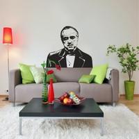 Hepsi Duvar The Godfather Duvar Sticker