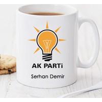 Soppigo Ak Parti Kişiye Özel Kupa TK197