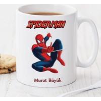 Soppigo Spiderman Kişiye Özel Kupa TK213