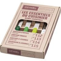 Opınel 4 Lu Renklı Bıçak Setı (001709)