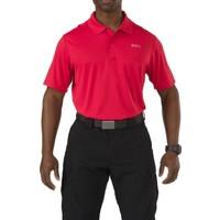 5.11 Pınnacle Polo T-shirt Kırmızı