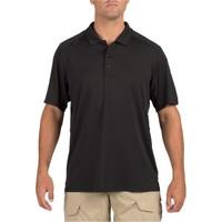 5.11 Charcoal S/S Helıos Polo T-shirt Siyah