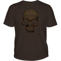 5.11 Logo T S/S Bullet Skull T-shirt