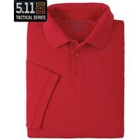 5.11 Professıonal Polo T-shirt Kırmızı