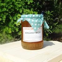 Bergamot Reçeli - 760 Gr. - Doğal Katkısız