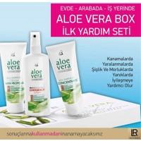 Lr Aloe Vera Box İlk Yardım Ve Cilt Bakımı Setiniz