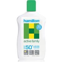 Hamilton Active Family Losyon Spf50+ 125Ml