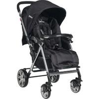 Beneto BT-2050 Pasific Bebek Arabası Siyah