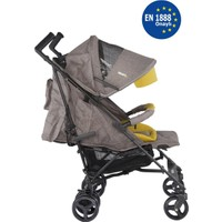 Kraft London Plus Bebek Arabası Mor