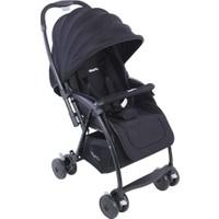Kraft Pop Çift Yönlü Bebek Arabası Siyah