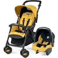 Peg Perego Aria Shopper Travel Sistem Bebek Arabası Mod Yellow
