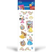 Prenses Puffy Sticker 6,5X17 Cm