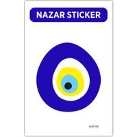 Naz-014 Epoxy Stıcker