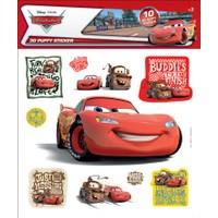 Cars 3D Puffy Sticker