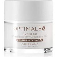 Oriflame Optimals Even Out Önleyici Gündüz Kremi Spf 20-50 Ml