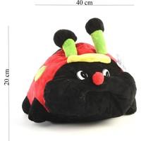 Can-Em Oyuncak Peluş 40 Cm Uğur Böceği