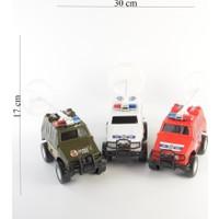 Can-Em Oyuncak Poş Sopalı Sürtmeli Polis-Asker Toma (1 Adet)