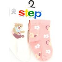 Step 1788 2'Li Soket Çorap Sevimli Pandalar