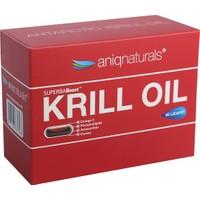 Aniqnaturals Superba boost Krill Oil Yağı 60 Licaps
