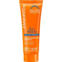 Lancaster Sun Beauty Comfort Touch Cream Gentle Tan Spf50 75Ml