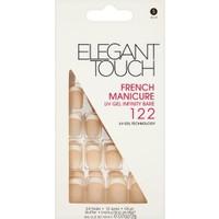 Elegant Touch Takma Tırnak 122 Bare French