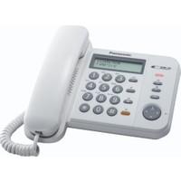 Panasonic KX-TS580 Kablolu Telefon - Beyaz