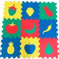 Akarpolimat 33 x 33 - 9 mm Meyve Sebzeler