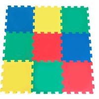Akarpolimat 33 x 33 - 9 mm Düz