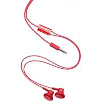 Nokia Wh108 Mikrofonlu Kulakiçi Kulaklık - Kırmızı