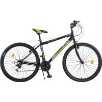Orbis Voltage 27,5 Jant Bisiklet 21 Vites Siyah-Sarı Dağ Bisikleti