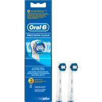 Oral-B Diş Fırçası Yedek Başlığı Precision Clean 2 adet
