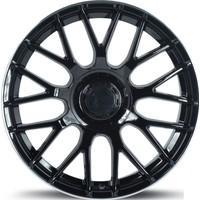 """EMR 1261 19"""" Mercedes C Serisi 8.5 Offset 5x112 ET 42 Black Lip Polished Jant"""