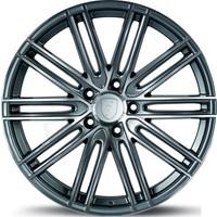 """EMR 1329 19"""" Audi A3/A4 Uyumlu 8.5 Offset 5x112 ET 45 Dark Grey Polished Jant"""