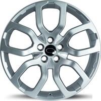 """EMR L186 19""""Range Rover Evoque Uyumlu 9.0 Offset 5x108 ET 50 Hyper Silver Jant"""