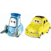Cars 3 Tekli Karakter Araçlar Luigi ve Guido