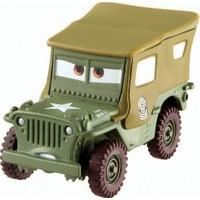 Cars 3 Tekli Karakter Araçlar Sarge